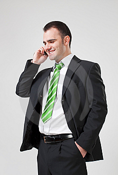 Business Conversaion Stock Image - Image: 8587861