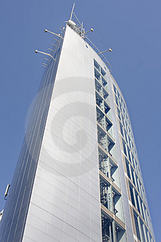 Business Center Of Modern Architecture Building Royalty Free Stock Photos - Image: 8590168