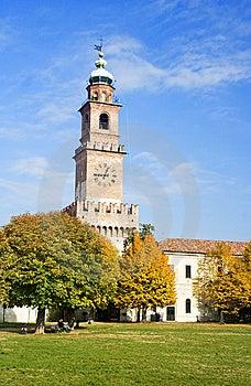 Castel Stock Image - Image: 8590461
