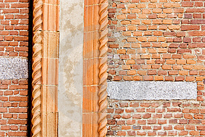 Brick Wall Royalty Free Stock Photos - Image: 8590778