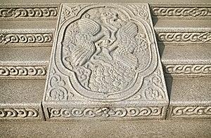 Asian Stone Palace Steps Royalty Free Stock Photography - Image: 8591417