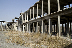 Abandoned Building Royalty Free Stock Images - Image: 8591419