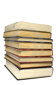 Heap Of Books Royalty Free Stock Photography - Image: 8591437
