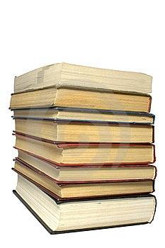 Hoop Van Boeken Royalty-vrije Stock Fotografie - Afbeelding: 8591437