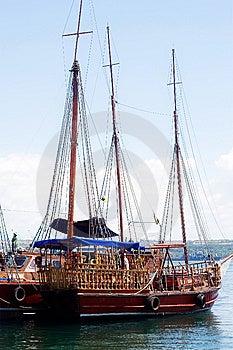 Yacht Arkivfoto - Bild: 8592280