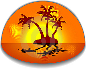 Summer Background. Royalty Free Stock Photos - Image: 8593398