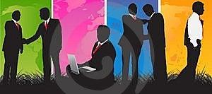 Businessman Stock Image - Image: 8593451