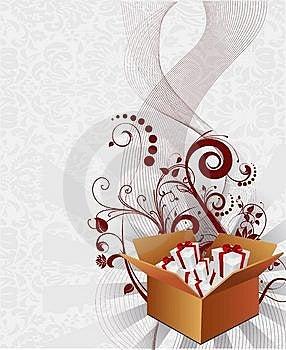 Gift Royalty Free Stock Image - Image: 8593456
