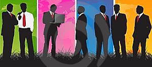 Businessman Stock Photography - Image: 8593492