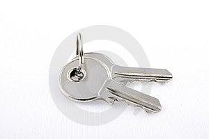 ключи Стоковая Фотография RF - изображение: 8593607