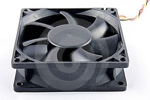 Computer Fan Stock Photography - Image: 8593612