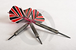 Darts Royalty Free Stock Image - Image: 8593706