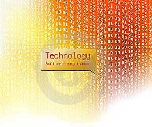 Technology Background Royalty Free Stock Images - Image: 8594069
