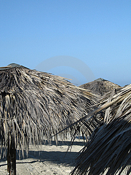 Parasols Stock Image - Image: 8594171