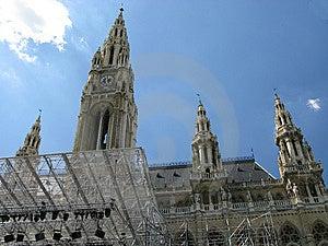 Vienna (Austria) Royalty Free Stock Photo - Image: 8594735