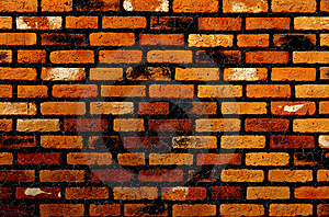 Brick Wall Stock Photo - Image: 8594840