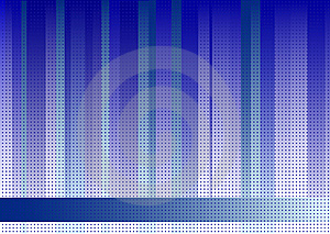 Blue Fading Business Graphic Stock Images - Image: 8595444