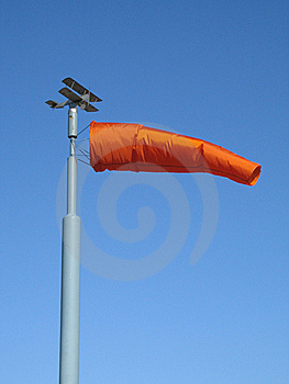 Wind Measurement Royalty Free Stock Images - Image: 8596219