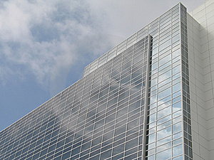 Modern Building Stock Photos - Image: 8597363