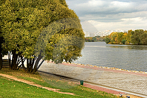 Autumn Park 5 Stock Image - Image: 8599311