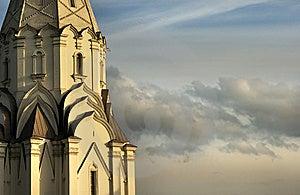 Kolomenskoe 3 Royalty Free Stock Images - Image: 8599369