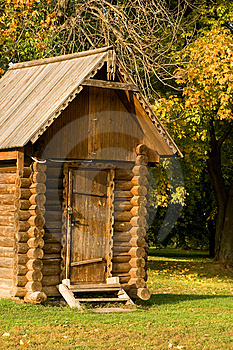 Log House Royalty Free Stock Photos - Image: 8599418