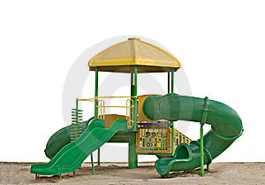 Public Playground Stock Photos - Image: 8599853