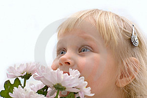 Little Girl Royalty Free Stock Photos - Image: 8599988