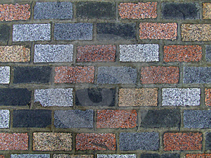 Brick Side Walk Royalty Free Stock Photo - Image: 862035