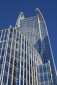 Modern Building Stock Photo - Image: 864630