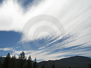 Moving Clouds Royalty Free Stock Image - Image: 8600056
