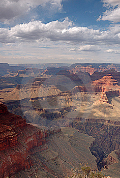 Grand Canyon Valley View Royalty Free Stock Image - Image: 8600196