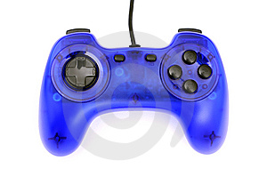 Gamepad Royalty Free Stock Images - Image: 8600249
