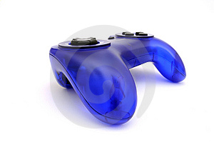 Joystick Royalty Free Stock Photography - Image: 8600317