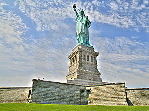 Statue Of Liberty Stock Image - Image: 8600391