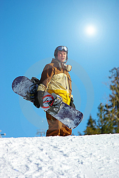 Snowboarder Stock Photos - Image: 8600433