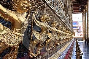 Garuda In Wat Phra Kaew Stock Photography - Image: 8600542