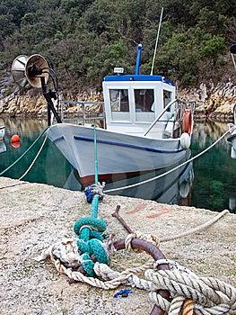 Gammalt Fartygfiske Arkivfoton - Bild: 8600773