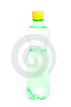 Bottle Of Water Stock Photography - Image: 8601122