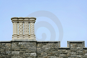 Chimney Stacks Stock Photography - Image: 8601532