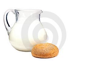 Milk Royalty Free Stock Photo - Image: 8601555