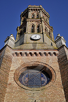 Tower Church Stock Photos - Image: 8601993
