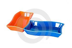 Twee Sauce-boats Stock Foto - Beeld: 8602060
