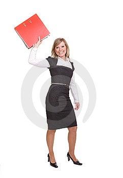 Businesswoman Royalty Free Stock Photo - Image: 8602915