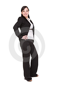 Businesswoman Royalty Free Stock Photography - Image: 8602917