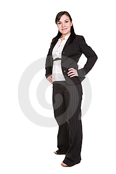 Businesswoman Royalty Free Stock Photos - Image: 8602918