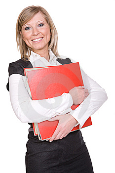Businesswoman Royalty Free Stock Photos - Image: 8602928