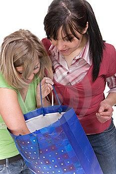 Shopaholics Stock Image - Image: 8602971