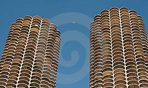 Corn Cob Buildings Stock Photo - Image: 8602990