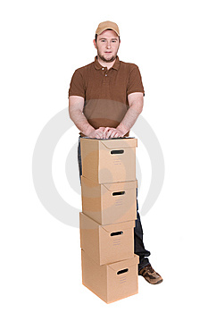 Delivery Stock Images - Image: 8603044